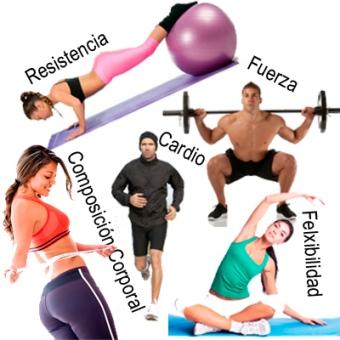 Resultado de imagen para condición física y salud